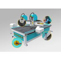 Buy cheap Double Head Cnc Wood Router Strong Cutting Force For Wood Furniture Industry from wholesalers