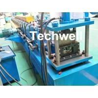 Wholesale Customized Half Round Gutter Roll Forming Machine For Making Rainwater Gutter & Box Gutter from china suppliers