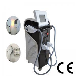 Wholesale New Portable IPL SHR hair removal machine / IPL+RF/ipl RF SHR Hair Removal Machine 3 in1 hair removal machine for sale from china suppliers
