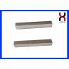 Industrial Permanent Magnet Rod , Neodymium Rare Earth Block Shape Magnetic Bar for sale