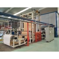 Wholesale Modern Design Carpet Backing Machine , PVC Floor Tile Production Line from china suppliers
