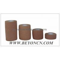 Quality EAB Tape Hand Tearable Breathable With Zinc Oxide In Flesh Color FDA CE Approved for sale