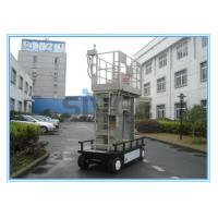 Wholesale Stable Self Propelled Elevating Work Platforms 12m 1765 * 870 * 1100mm Platform Size from china suppliers