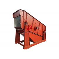 Wholesale High Efficiency Vibrating Screen Machine Durable For Metallurgy Industry from china suppliers