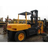 Quality USED TCM 10T FORKLIFT FOR SALE CHINA for sale