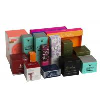China Folding Biodegradable Cosmetic Gift Boxes Packaging Gifts Eco - Friendly For Women for sale