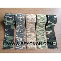 Wholesale Camo Custom Printed Cohesive Flexible  Bandage For Knee Ankle from china suppliers
