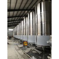 China high quality wine fermentation tank 3000l 5000l 6000l for sale for sale