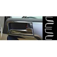 Buy cheap Toyota 2014 Prado FJ150 Decoration Accessory Interior Side Door Handle Cover from Wholesalers