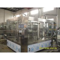 China Soft Drink Carbonated Drink Filling Machine For Gas Water ,  Sparking Water , Soda Water on sale