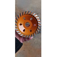 Wholesale BMR TOOLS 80mm Diameter Diamond Cup Wheel For Marble and Concrete Grinding work from china suppliers
