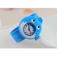 China OEM/ODM beautiful animal face soft Vogue watches silicone wrist watches YJ-S02 on sale