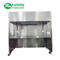 304SUS Vertical Laminar Airflow Cabinet Durable For Double Person In Clean Room for sale