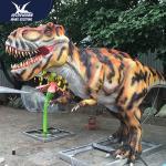 Wholesale Wildlife dinosaur park prehistoric simulation dinosaur statue from china suppliers