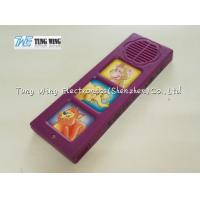 Wholesale Zoo Animal 3 Sounds Module For Children Educational Book, Child Sound Book from china suppliers