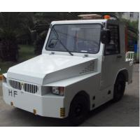 Wholesale 40000 Kg Capacity Airport Baggage Tractor , Aviation Diesel Tow Tractor from china suppliers