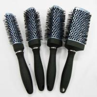 32mm, 45mm, 53mm Triangle Anti Static Hairdressing Hair Brush Sets for sale