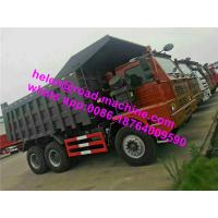 Wholesale Sinotruk White 90 Ton 6 x 4 Mining Heavy Duty Dump Truck for Transport from china suppliers