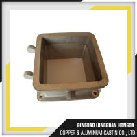 Wholesale High Precision Copper / Bronze Sand Casting OEM With CNC Machining Sample Available from china suppliers