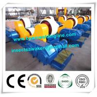 Wholesale 80T PU Welding Rotator For Pipe Engineering , Welding Turning Rolls With PU Wheel from china suppliers