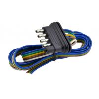 Wholesale 5-flat Trailer Wire Harness Kit And 4-way Flat Connector from china suppliers