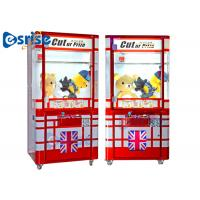 Wholesale Coin Operated Doll Grabbing Machine Multiple Use High Speed Response from china suppliers
