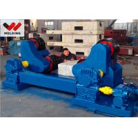Wholesale Pipe welding rotator turning roll 5000kg  Auto Adjust Customized Turning Rolls Welding Rotator from china suppliers