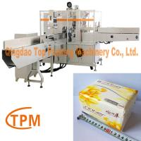 Wholesale Facial Tissue Packing machine Automatic napkin tissue package machine from china suppliers