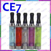Wholesale 3ml Volume Capacity Colorful CE7 Plus E Cig Vaporizer Detachable Coil Head from china suppliers