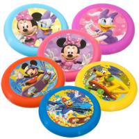 Wholesale Cartoon Disney Mini Mickey Mouse Flying Disc Toy For Promotional from china suppliers