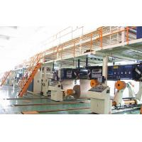 Wholesale 2 layers corrugated paper production line carton box making machine from china suppliers