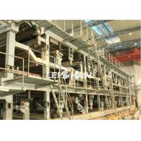 Quality 3800mm Cardboard Corrugator Machine , Durable Paper Production Machine for sale