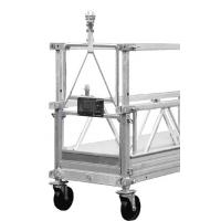 Wholesale Window Cleaning Machine Powered Suspended Access Platforms 800kg - 1200kg from china suppliers