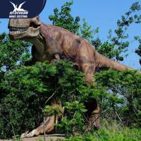 China High Simulation T-REX Realistic Dinosaur Models For Park Decoration for sale