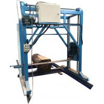 China Horizontal cutting electrical chainsaw mill portable, wood horizontal chainsaw mill for sale