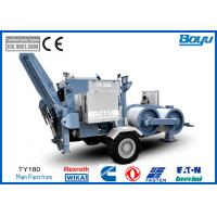 Wholesale 19t Overhead  Tension Stringing Equipment Hydraulic Puller with Cummins Diesel Engine from china suppliers