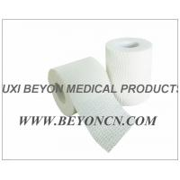 Wholesale Hand Finger Elastic Adhesive Bandage / Zinc Oxide Adhesive Cotton Adhesive Tape from china suppliers