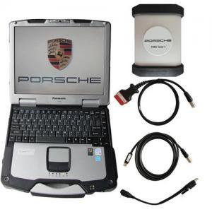 Buy cheap Piwis ii porsche tester V17.100 Porsche piwis 2 vci with Cf 19 from wholesalers