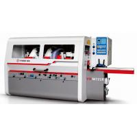 Wholesale 380v / Customize Timber Moulding Machine , Heavier Type Four Side Planer Machine from china suppliers