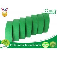 "Wholesale Green Crepe Paper Easy Release Painters Color Masking Tape 60 Yds Length X 1"" Width from china suppliers"