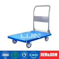 Wholesale 200 - 250Kg Loading Platform Hand Trolley / flatbed hand truck from china suppliers
