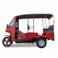 Wholesale Three-wheel Tricycle with Single-cylinder, 200cc Working Volume and 4-stroke Engine from china suppliers