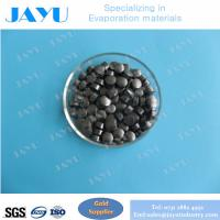 Wholesale Titanium Dioxide Tablets size at Dia.10*6mm for black TiO2 with 99.99% purity used for thin film coating from china suppliers