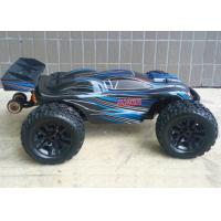 China Blue Huge 1/10 Scale RC Truggy / RC Model Monster Truck 4WD 20.1 Inch on sale