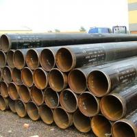 ASME API Thick Wall SSAW / LSAW Steel Pipe Straight Seam Welded Pipe