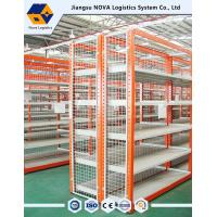 Wholesale Supermarket Medium Duty Shelving System Warehouse Equipment Power Coating from china suppliers