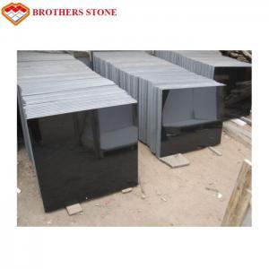 Wholesale High Hardness Flamed Granite Stone Mongolia Black Granite For Slab Floor Tile from china suppliers