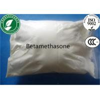 Wholesale EP Standard Glucocorticoid Steroids Hormone Betamethasone CAS 378-44-9 from china suppliers