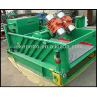 Wholesale API Oilfield Solid Control Equipment Shale Shaker for Mud Cleaning from china suppliers