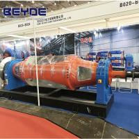 China PLC Controlled Cable Wire Manufacturing Machines AC Motor Driven on sale